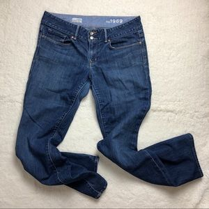 Gap 1969 Perfect Boot Jean sz 29/8